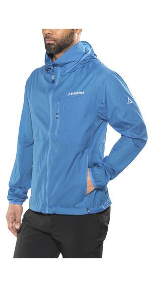 Schöffel Windbreaker Jacket Men imperial blue